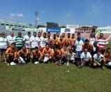 Clube Atletico Sertanezino foi o vice campeão