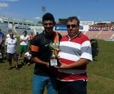 Fernandinho foi o artilheiro do campeonato