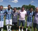 Serginho Barrinha, Fabio Carille, Jessé, Dino Merlim, Luciano Ratinho e Nelson