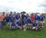 O Samambaia ficou com o vice-campeonato